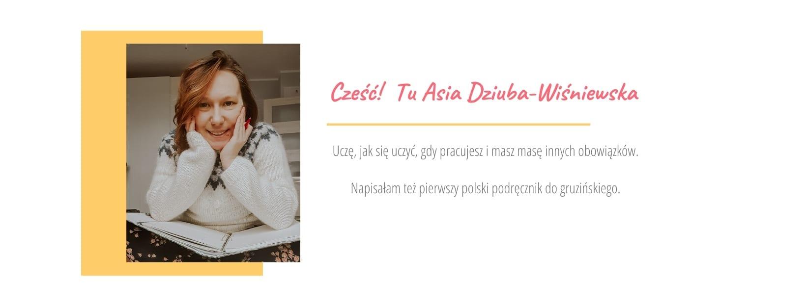 Asia Dziuba-Wiśniewska